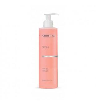 Christina Wish Facial Wash Valomasis muilas/gelis veidui, 300 ml   inbeauty.lt