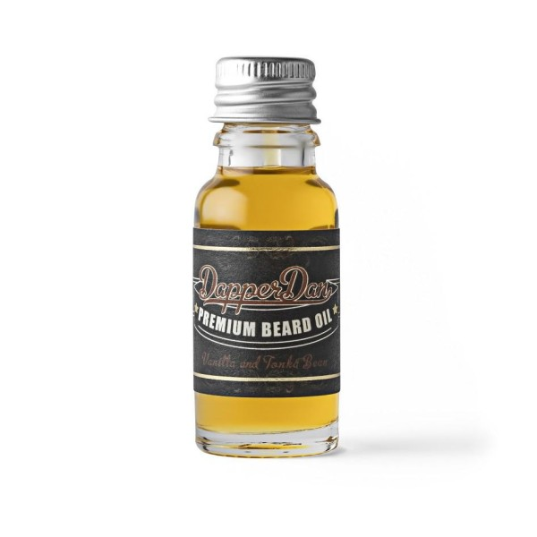 Beard Oil Barzdos aliejus, 15 ml