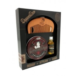 Hairy Man Combo Gift Set Deluxe Pomade Dovanų rinkinys, 1 vnt
