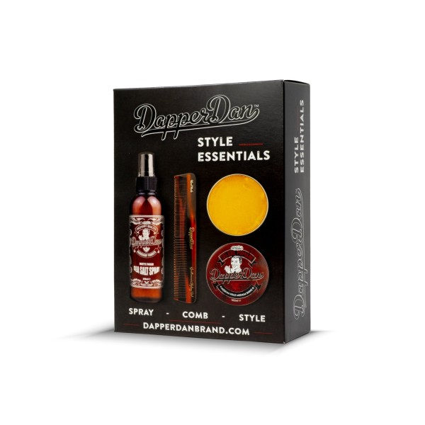 Style Essentials Deluxe pomade Dovanų rinkinys, 1vnt