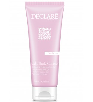 Declaré Cellu Body Contour Stangrinamasis kūno gelis, 200ml | inbeauty.lt