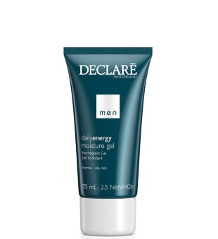 Declaré Daily Energy Moisture Gel Drėkinamasis veido gelis vyrams, 75 ml | inbeauty.lt