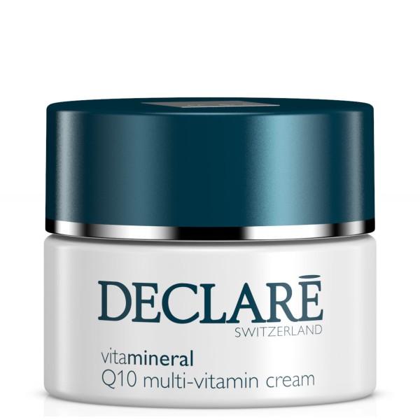 Vitamineral Q10 Multi-Vitamin Cream Kremas nuo raukšlių vyrams, 50 ml
