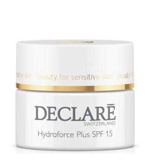 Declaré Hydroforce Plus Cream Odos drėgmės balansą atkuriantis veido kremas, 50 ml | inbeauty.lt