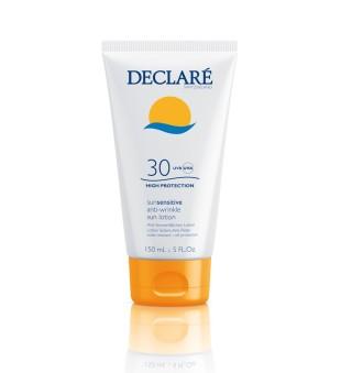 Declaré SunSensitive Anti-Wrinkle Sun Lotion SPF30 Apsauginis kūno losjonas, 150ml | inbeauty.lt