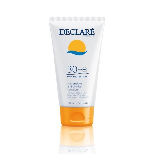 SunSensitive Anti-Wrinkle Sun Lotion SPF30 Apsauginis kūno losjonas, 150ml