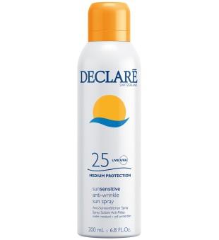 Declaré SunSensitive Anti-Wrinkle Sun Spray SPF 25 Apsauginis purškiamas losjonas nuo saulės, 200ml | inbeauty.lt