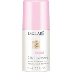 24h Deodorant Švelnus rutulinis dezodorantas, 75 ml