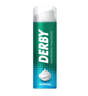 Derby Shaving Foam Normal Skutimosi putos, 200ml | inbeauty.lt