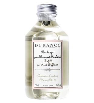Durance Refill for Reed Diffuser Almond Milk Namų kvapo papildymas, 250ml | inbeauty.lt