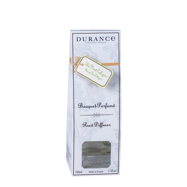 Reed Diffuser Green Tea Cologne Namų kvapas, 100ml