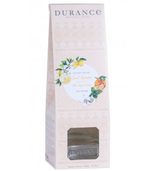 Durance Reed Diffuser Citrus Infused Water Namų kvapas, 100ml | inbeauty.lt