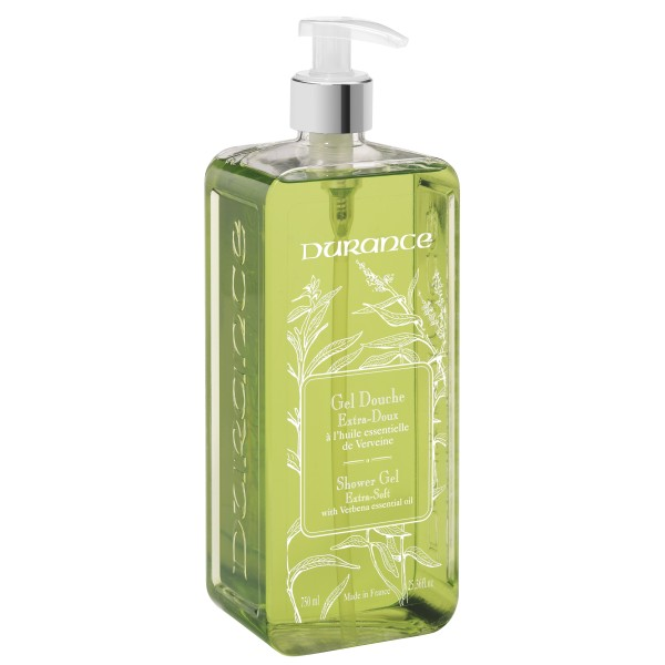Shower Gel With Verbena Essential Oil Dušo gelis, 750 ml