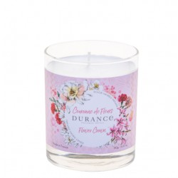 Perfumed Candle Flower Crown Rankų darbo kvapni žvakė, 180g