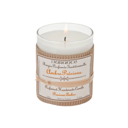 Rankų darbo kvapni žvakė - Precious Amber, 180g
