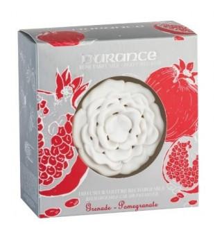 Durance Rechargeable Car Air Freshener Pomegranate Kvapas automobiliui, 1 vnt. | inbeauty.lt
