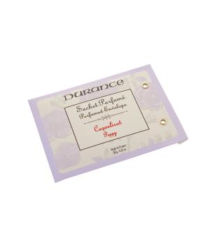 Durance Perfumed Envelope Poppy Kvapnusis vokas, 1 vnt. | inbeauty.lt