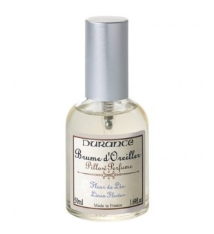 Durance Pillow Perfume Linen Flower Patalynės kvepalai, 50ml | inbeauty.lt