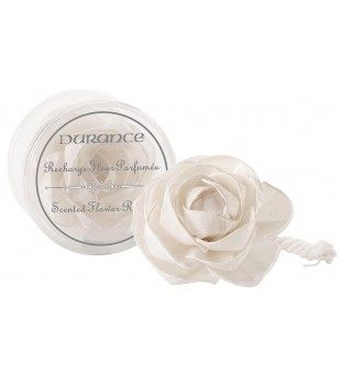 Durance Scented Flower Rose Namų kvapo gėlės pakeitimas, 1 vnt. | inbeauty.lt