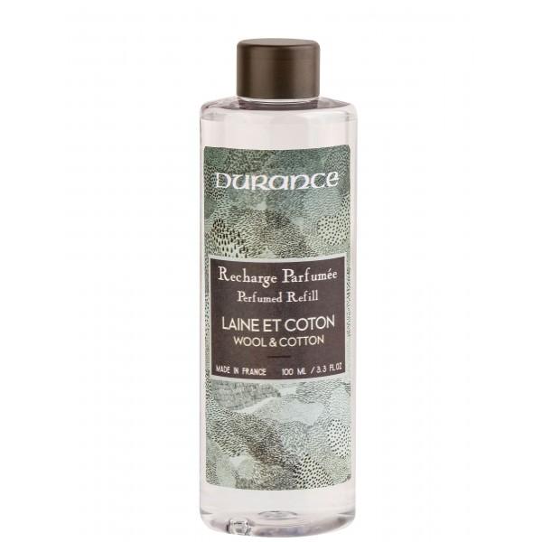Perfumed Refill Wool & Cotton Namų kvapo papildymas, 250 ml