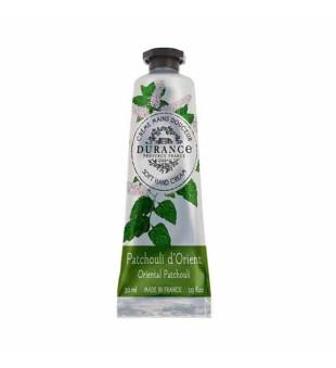 Durance Soft Hand Cream Oriental Patchouli Rankų kremas, 30ml | inbeauty.lt