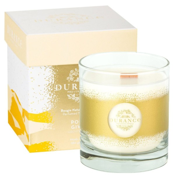 Perfumed Natural Candle Frosted Apple Rankų darbo kvapni žvakė, 280g