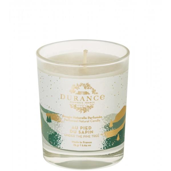 Natural Perfumed Candle Under The Pine Tree Rankų darbo kvapni žvakė, 75g
