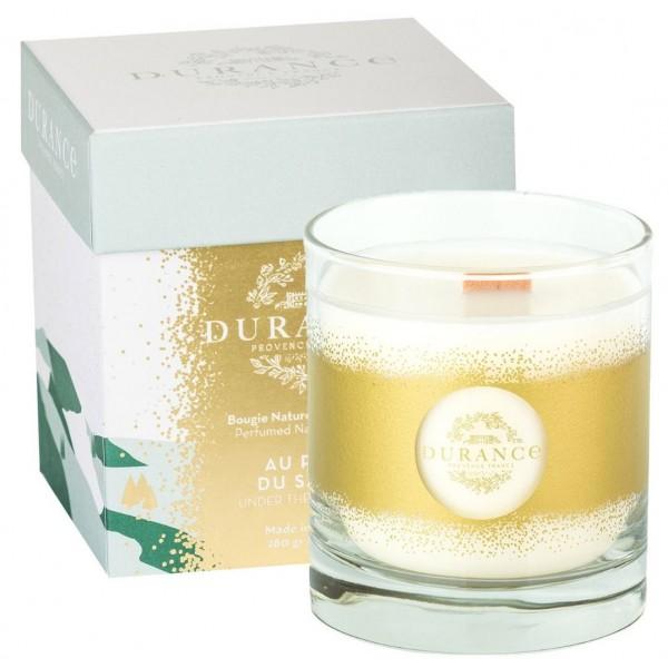 Natural Perfumed Candle Under The Pine Tree Rankų darbo kvapni žvakė, 280g