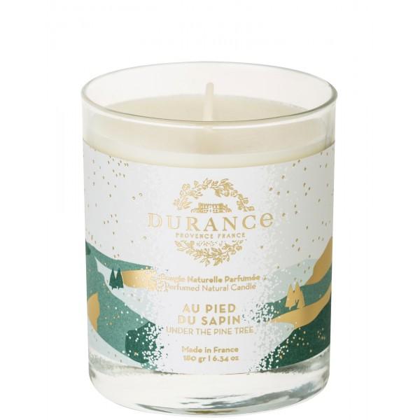 Natural Perfumed Candle Under The Pine Tree Rankų darbo kvapni žvakė, 180g