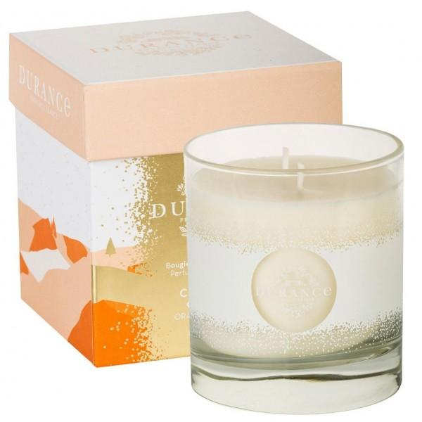 Perfumed Natural Candle Orange Cinnamon Rankų darbo kvapni žvakė, 280g