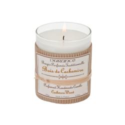 Rankų darbo kvapni žvakė - Cashmere Wood, 180g