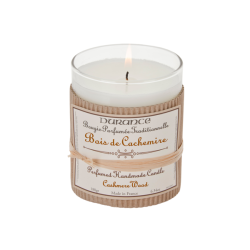 Cashmere Wood Handmade Fragrant Candle Rankų darbo kvapni žvakė, 180g