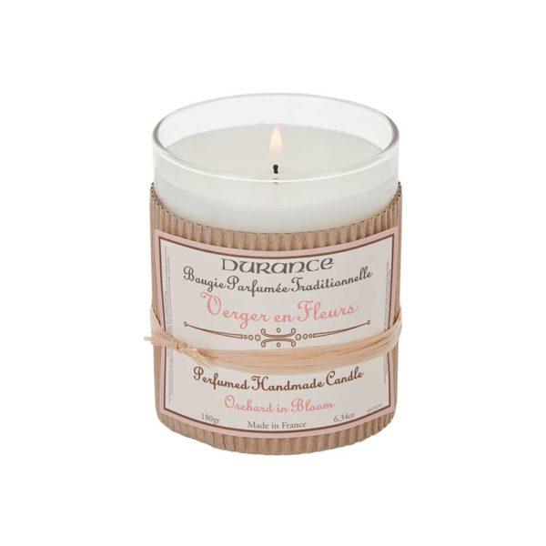 Rankų darbo kvapni žvakė – Orchard In Bloom, 180g