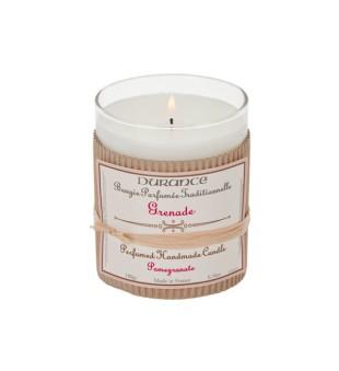 Durance Perfumed Handmade Candle Pomegranate Rankų darbo kvapni žvakė,180g   inbeauty.lt