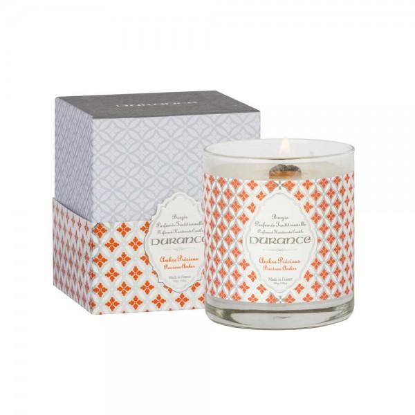 Perfumed Handmade Candle Precious Amber Rankų darbo kvapni žvakė, 280g