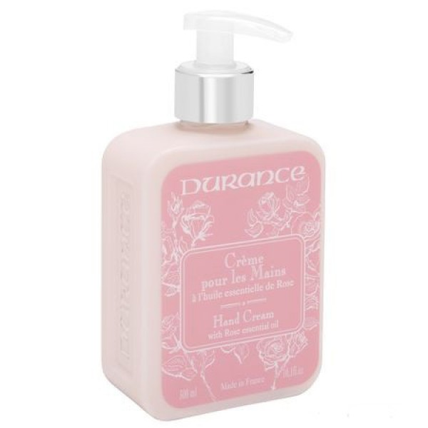 Hand Cream With Rose Oil Rankų kremas su eteriniu rožių aliejumi, 300 ml