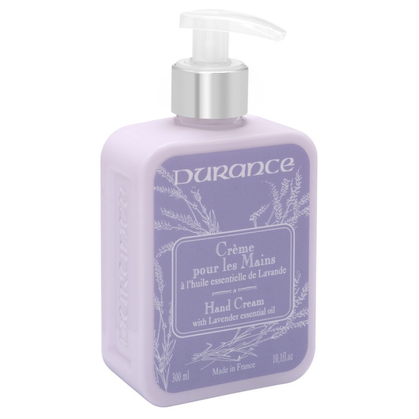 Hand Cream With Lavender Essential Oil Rankų kremas su levandų aliejumi, 300 ml