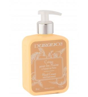 Durance Hand Cream With Peach Extract Rankų kremas su persikų ekstraktu, 300 ml | inbeauty.lt