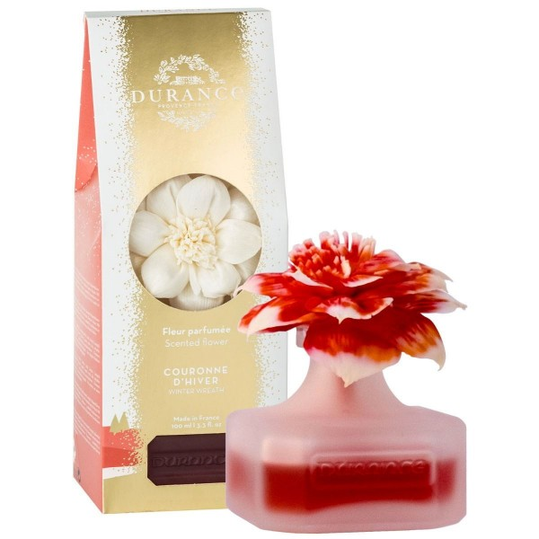 Scented Flower Winter Wreath Namų kvapas, 100ml