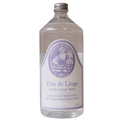 Scented Linen Water Lavender From Provence Lyginimo skystis, 1 l