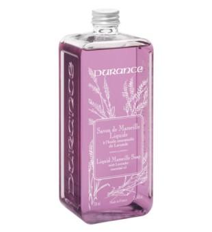 Durance Liquid Marseille Soap With Lavender Essential Oil Skystas muilas su eteriniu levandų aliejumi, 750 ml | inbeauty.lt
