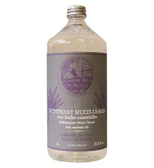 Durance Multipurpose House Cleaner With Essential Oils Wild Levander Universalus namų valiklis, 1 l | inbeauty.lt
