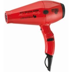 Stratos 6500 Ultra Silent Plaukų džiovintuvas (raudonas), 1 vnt.