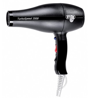 ETI Turbo Speed 3500 Plaukų džiovintuvas, 1 vnt. | inbeauty.lt