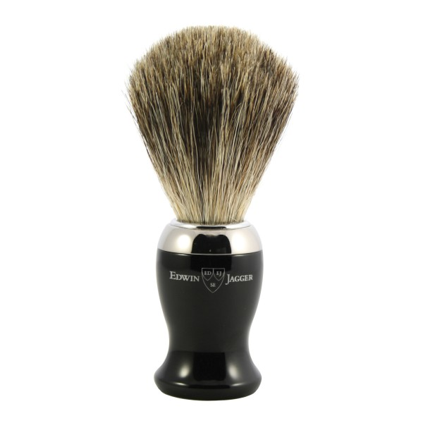 81SB716CR Pure Badger Shaving Brush Skutimosi šepetėlis, 1 vnt.
