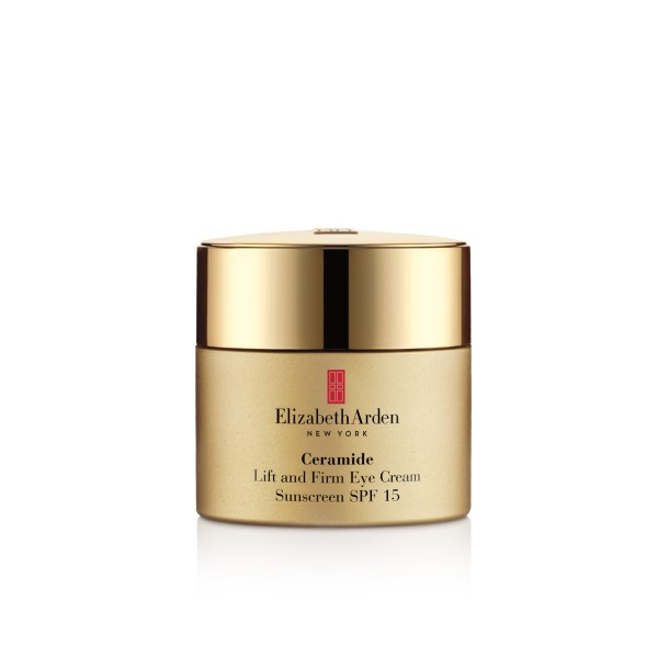 Ceramide Lift And Firm Eye Cream SPF15 Stangrinamasis paakių kremas, 15ml