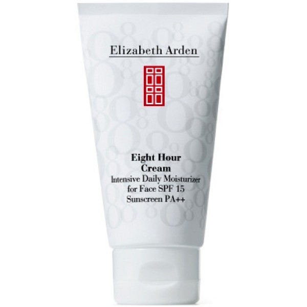 Eight Hour Cream Intensive  Daily Moisturizer For Face SPF15 Dieninis veido kremas, 50ml