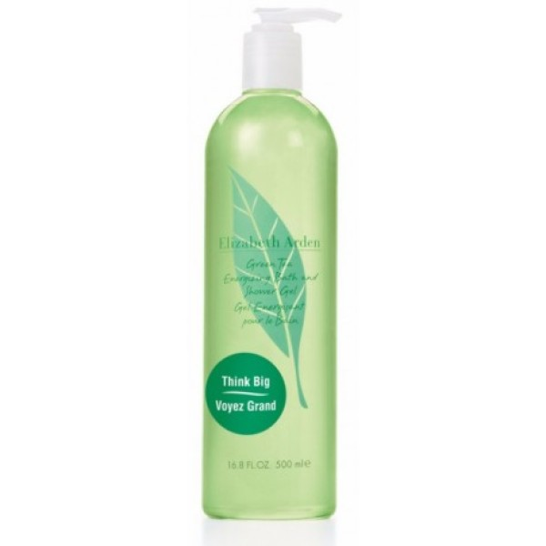Green Tea Energizing Bath & Shower Gel Kvapnusis Dušo gelis, 500ml
