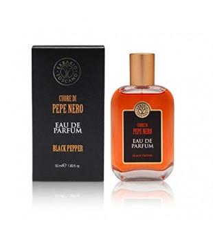 Erbario Toscano Black Pepper Eau De Parfum Kvapusis vanduo, 50 ml | inbeauty.lt