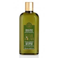 Olive Complex Shower bath Dušo ir vonios gelis, 250 ml